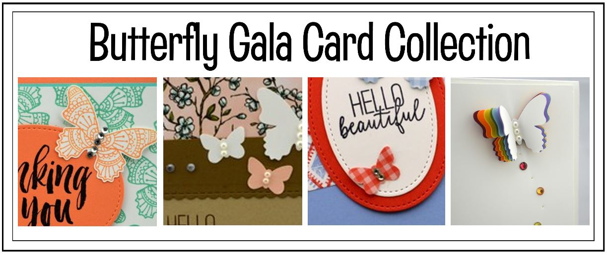 Butterfly Gala Collection